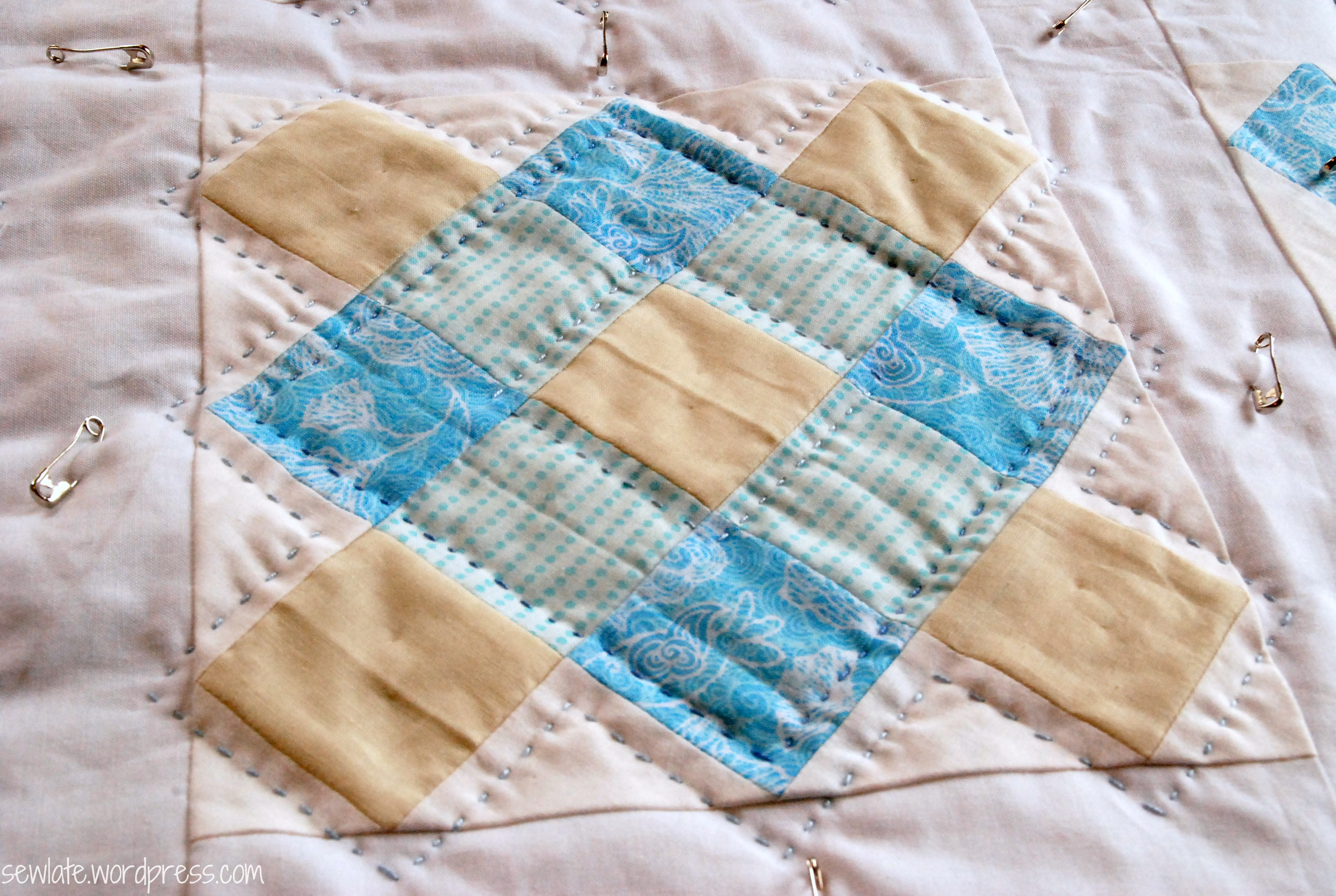 Image Gallery handquilted